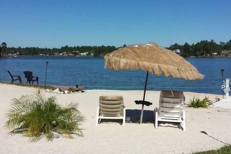 Lakefront Paradise - Saucier