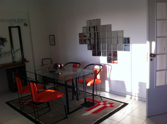 Flat in Figueira da Foz with frontal view of Ocean - Buarcos - Apartemen