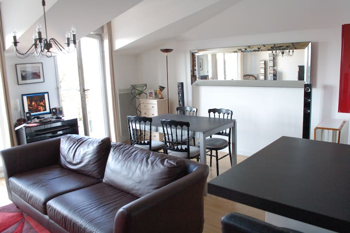 Lovely Flat (2km from Paris) - Romainville - Appartement