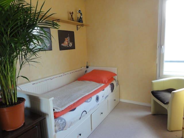 Chambre près de l'université/hôpital+vélo - Saint-Martin-d'Hères - Huoneisto
