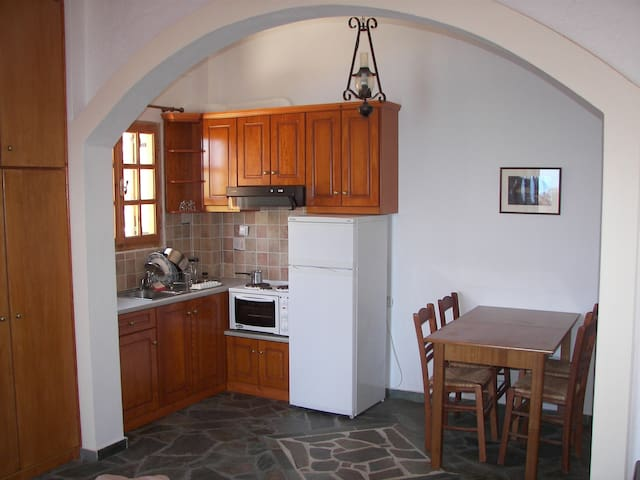 NIRIIDES STUDIOS NAS IKARIA GREECE - NAS  - Apartamento