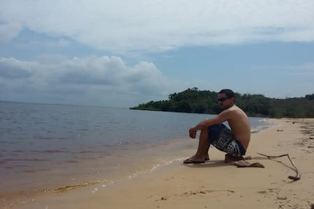 Simple Living at Amazonas Brazil