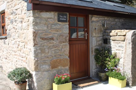 West Cornwall New Converted stable. - Ashton