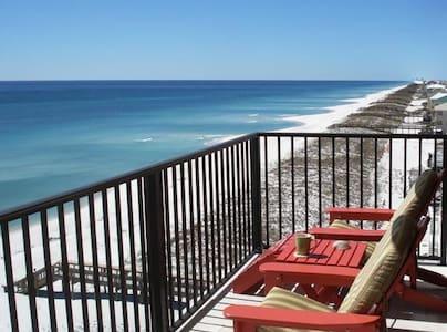 Direct Gulf Front Escape - Navarre Beach - Appartement