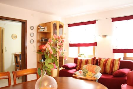 "Holiday apartment ""Birnstengel"" - Bischofsgrün - อพาร์ทเมนท์"