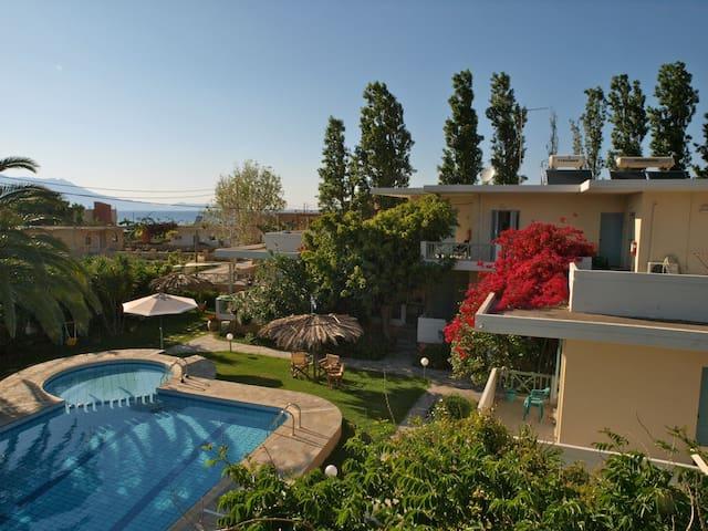 Cormoranos apartments - Malathiros - Pis