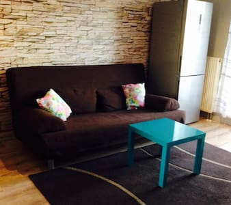 2 Double Rooms in S-Weilimdorf - 斯圖加特