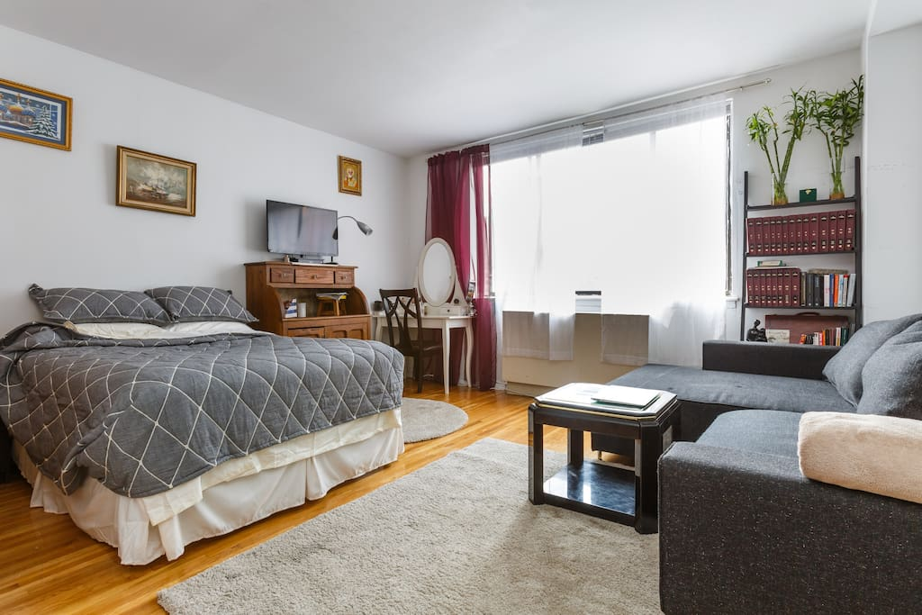 penthouse alcove studio location apartments for rent in new york new york united states. Black Bedroom Furniture Sets. Home Design Ideas