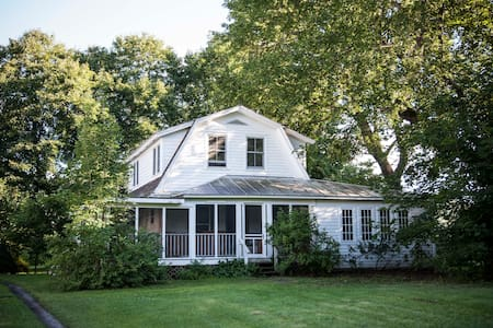Tranquil farm house - Middleburgh - House