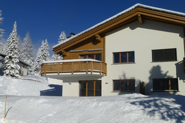 Alpine Lodge Parc Linard - Vaz/Obervaz - Apartment