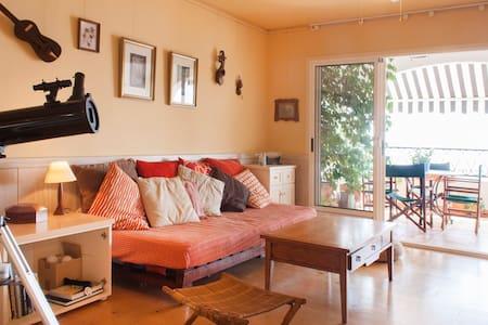 Acogedor apartamento frente al mar - Santa Pola