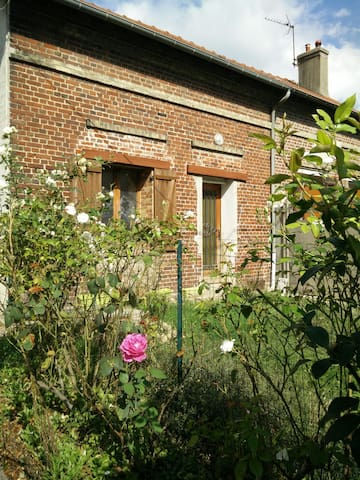 duplex house fully independant - Marly-la-ville - Haus