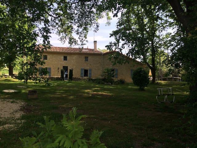 Gîte de la chênaie - Midi-Pyrénées - Dům