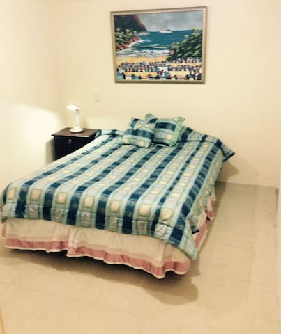 Furnished apartment - Loja - Wohnung