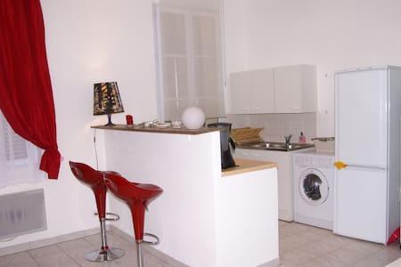 """""""Aux coquelicots"""" studio confort*** - Hyères - Wohnung"""