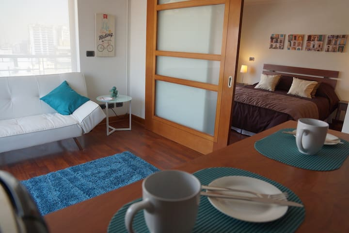 Lindo departamento en Providencia - Providencia - Apartament