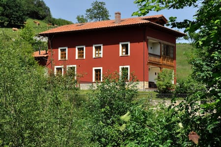 Casas rurales LA RIEGA1&2 ( PILOÑA) - Oriente de Asturias - Huis