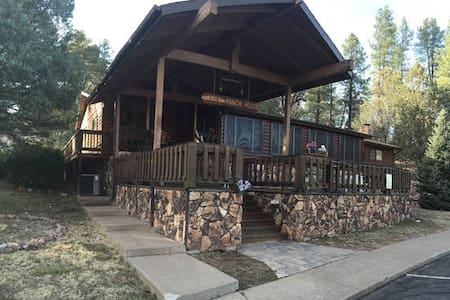 Wooden Nickel Ranch House