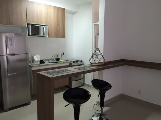 2-bedrooms fully furnished in Mogi! - Mogi das Cruzes - Lägenhet