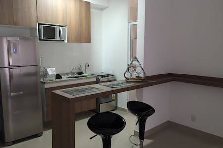 2-bedrooms fully furnished in Mogi! - Mogi das Cruzes - Apartment