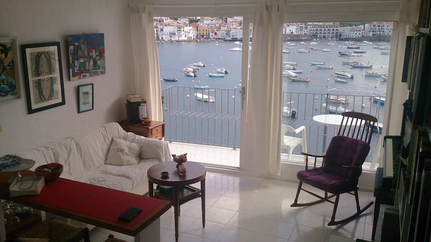 Rent a room in a house sea views - Cadaqués - Apartamento