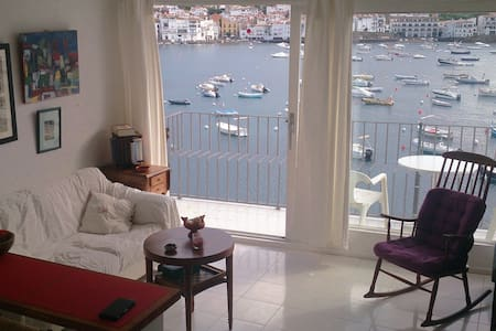 Rent a room in a house sea views - Cadaqués