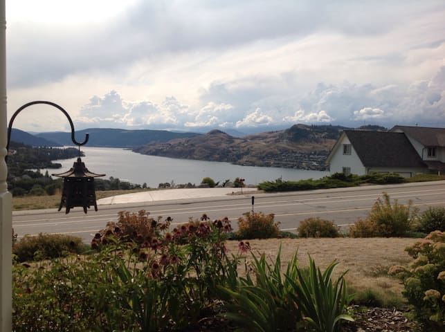 Amazing View of Kalamalka Lake - Vernon - Byt