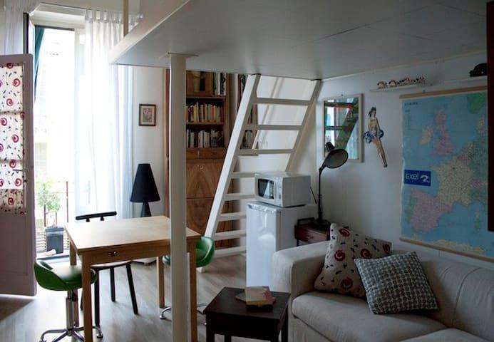 Milano sudio apartment, Corso XXII  - Milán - Apto. en complejo residencial