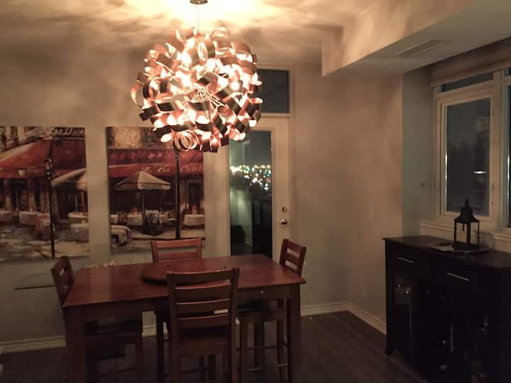 Luxury 2 bdrm/bth condo, gated bldg