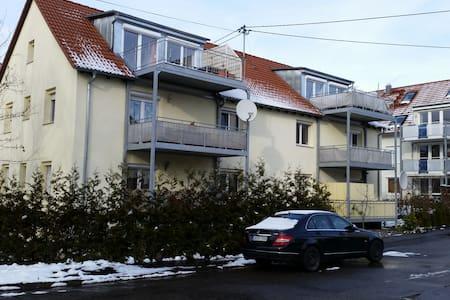Schönes Zimmer in Freiberg amNeckar - Freiberg am Neckar - アパート