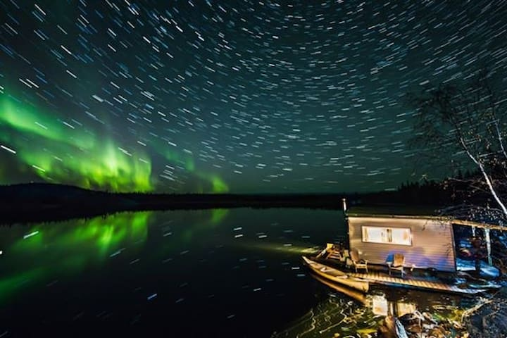 Yellowknife Houseboat - Yellowknife - Diğer