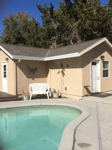 Studio/poolhouse - Citrus Heights - Bungalow