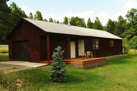 Quaint House Near Lake Pagosa - Pagosa Springs