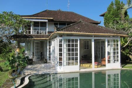 Magical Villa, Ubud, Penestanan - Ubud - House