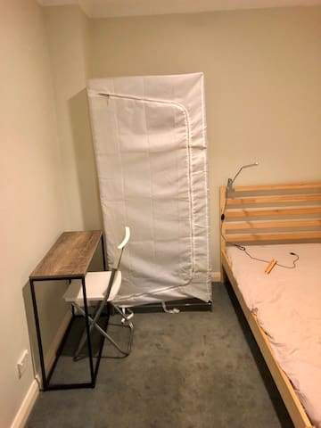 Private cheap bedroom in CBD, sweet sweet home
