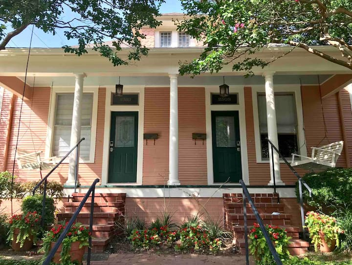 Historic home in Uptown. Walk to everything!