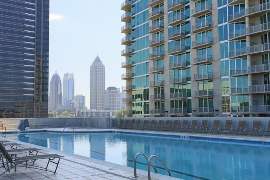 A Super Host 39 S Loft Midtown 5 Stars Apartments For Rent In Atlanta Georgia United States