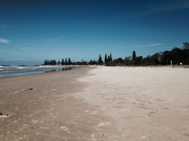 Walk to the beach & enjoy nature - Brooms Head - Apartamento
