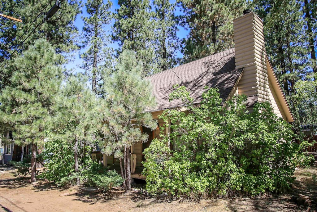 2b 1b centrally located sleeps 7 chalet in affitto a big for Cabine di noleggio in big bear ca