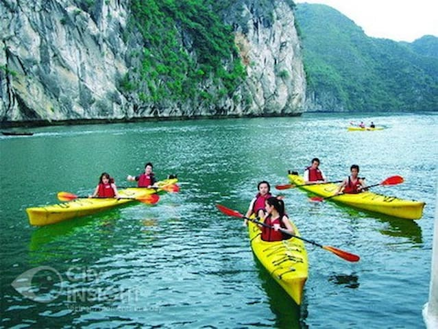 Package 2days 1 night Halong Bay - tp. Hạ Long - Boat