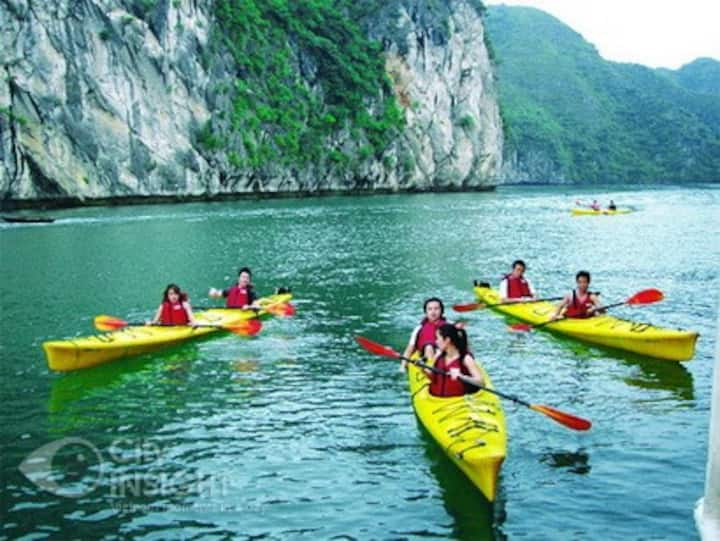 Package 2days 1 night Halong Bay