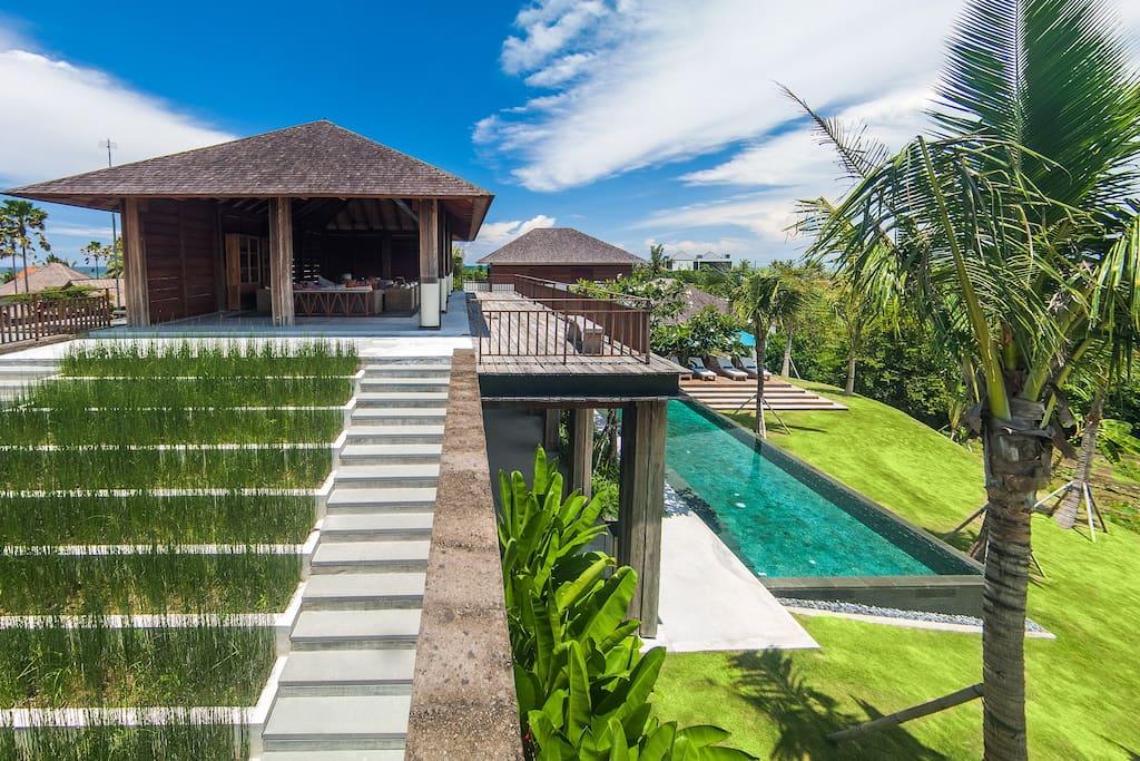 ambalama bali villen zur miete in mengwi bali indonesien. Black Bedroom Furniture Sets. Home Design Ideas