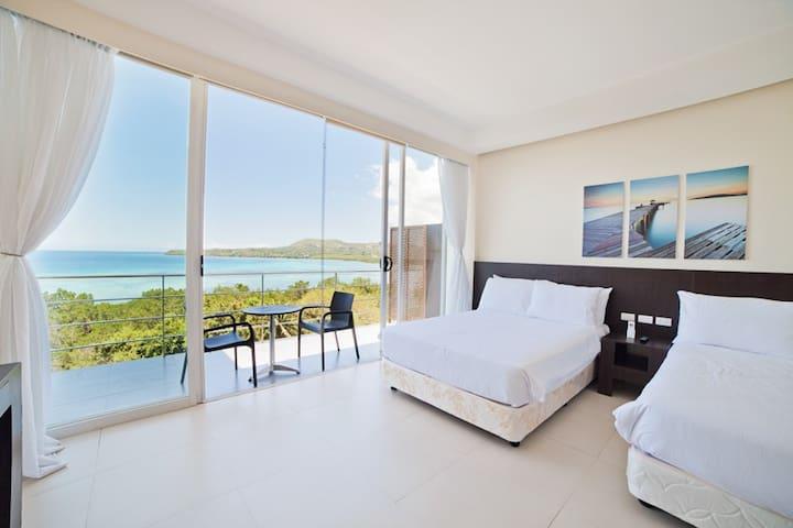 Spectacular Ocean Views - Tagbilaran - Bed & Breakfast