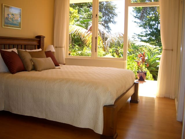 88 Lodge B&B en-suite room. - Waipapa - Bed & Breakfast
