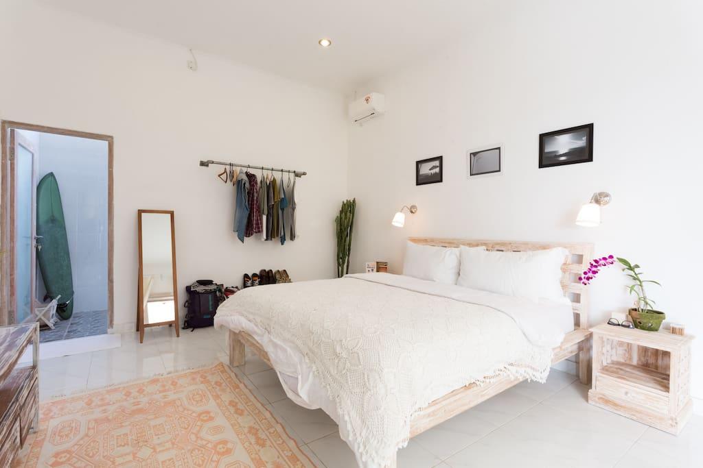 A/C Bedroom