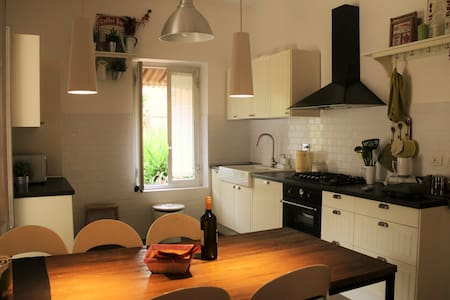 4BROS housegarden 15min to downtown / 5 - Roma