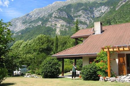 Chambre indépendante dans maison - Saint-Paul-de-Varces