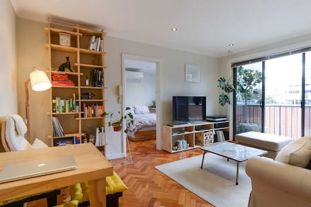 Light Filled Apartment in Fitzroy