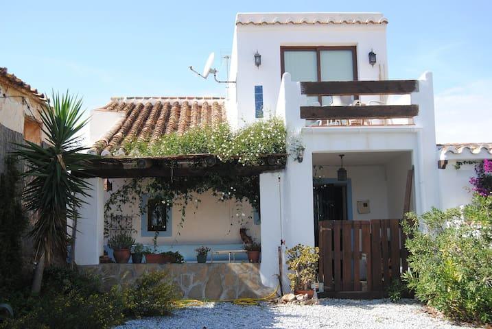 Beautiful Mediterranean style country House - Almayate