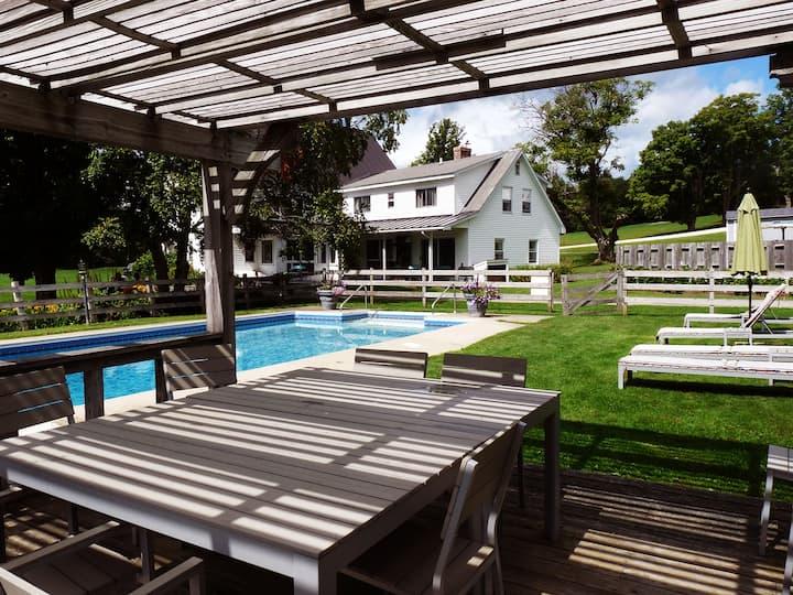 Vermont Estate Escape *Up To 28 Guests